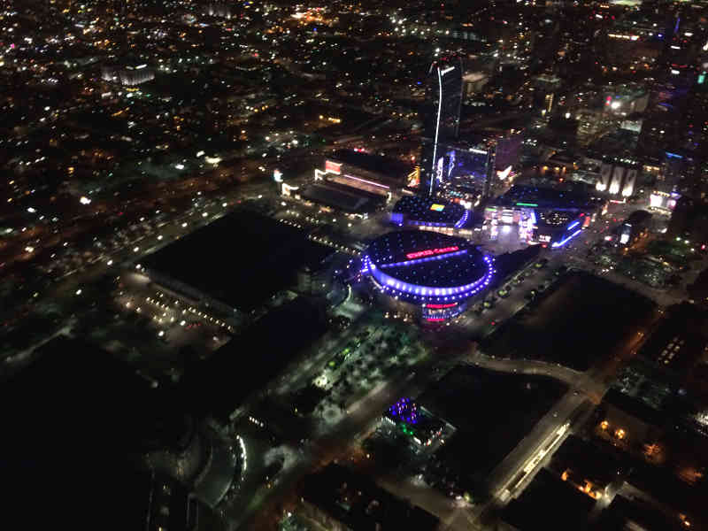 Los Angeles Helicopter Tours - City Lights Helicopter Tour