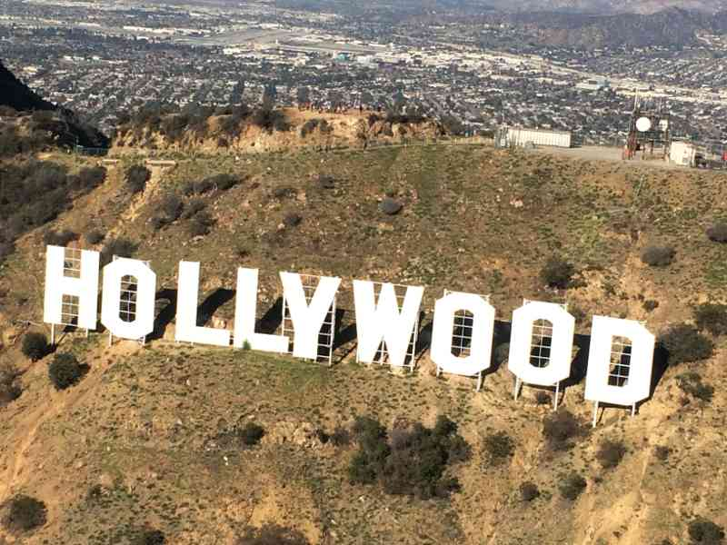 Los Angeles Helicopter Tours - Hollywood Helicopter Tour