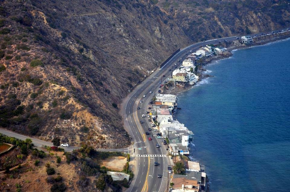 Malibu Helicopter Tour