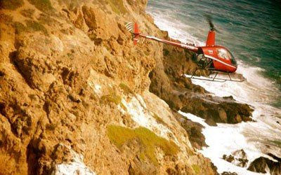 Malibu Coast Helicopter Tour