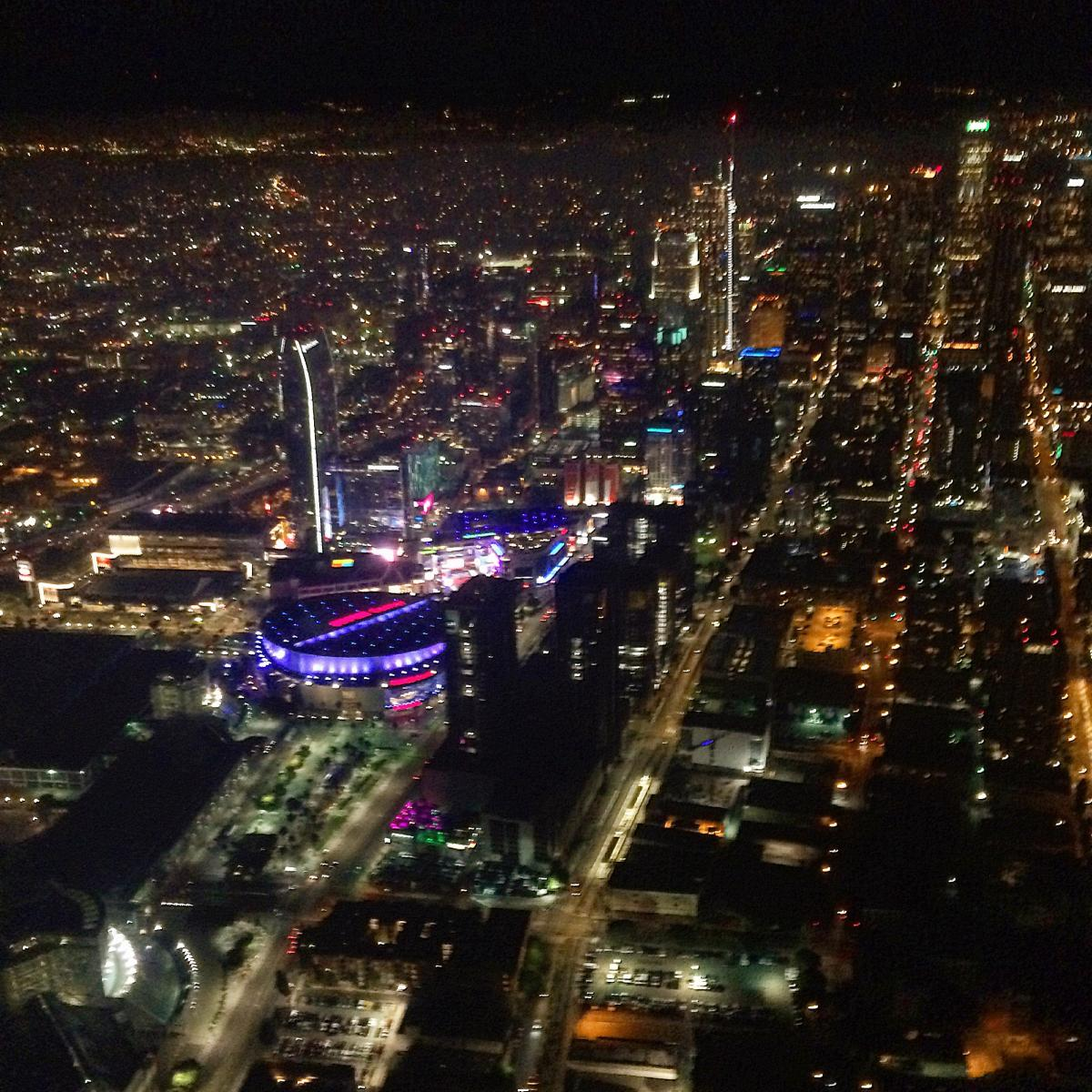 City Lights Night Helicopter Tour